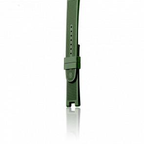 Bracelet Caoutchouc Vert pour modèle Night Vision