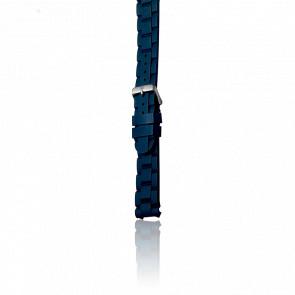 Bracelet Caoutchouc Bleu pour Maverick GS Large