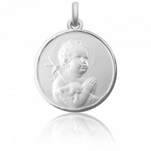Médaille de Berceau Saint Jean Argent