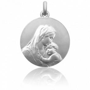 Médaille de Berceau Maternité Argent