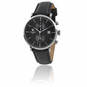 La montre Chronographe Horizon Noir