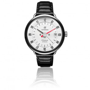 Stradale Automatic White Dial