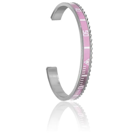 Bracelet STEEL Pink