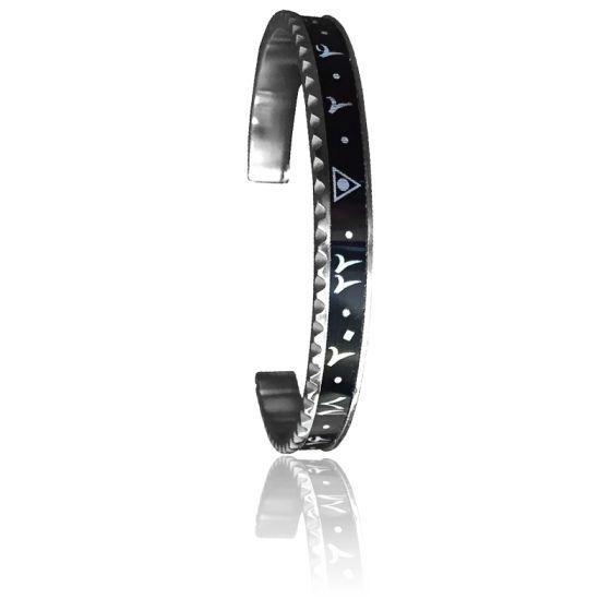 Bracelet STEEL Arabian (Existe en 4 coloris)