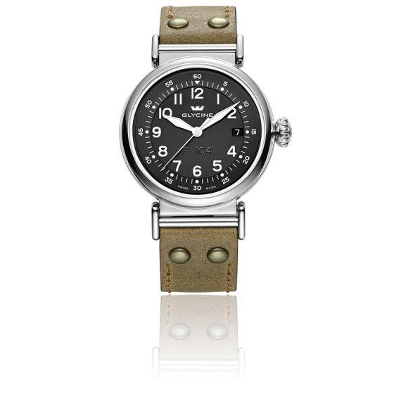 F104 - 40 mm - Cadran Noir GL0129