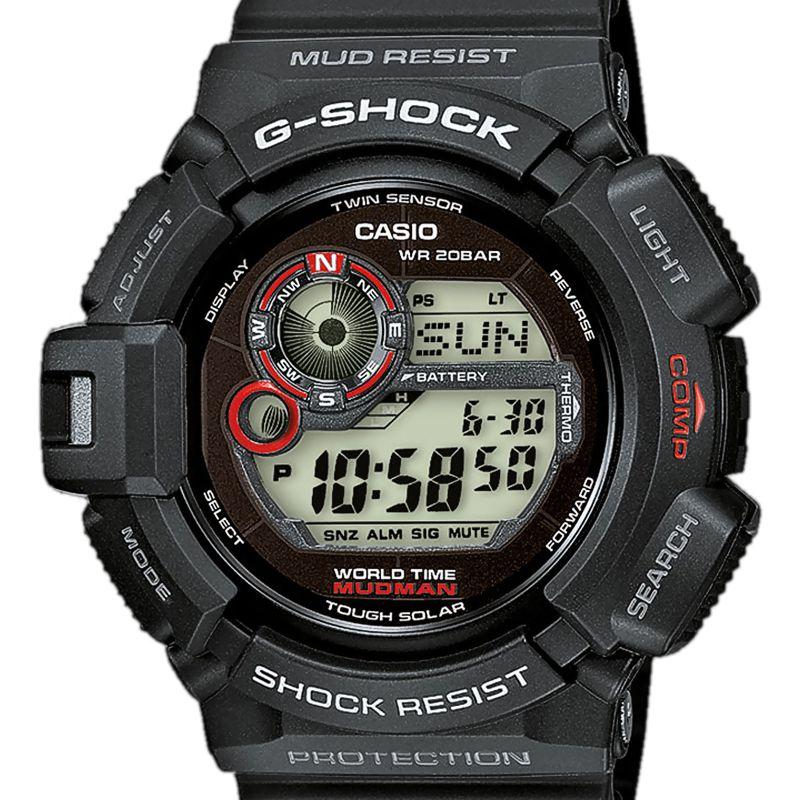 Montre Casio G-Shock G-9300-1ER - Ocarat