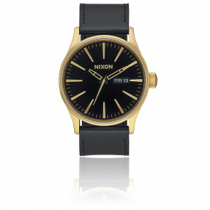 Sentry Leather Gold / Black A105-­513