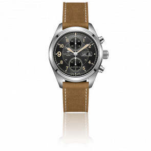 Khaki Field Auto Chrono 42 mm Vintage H71616535