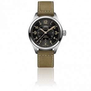 Khaki Field Day Date Auto H70505833