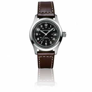 Khaki Field Auto 38mm H70455533