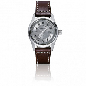 Khaki Field Auto 38mm H70455553