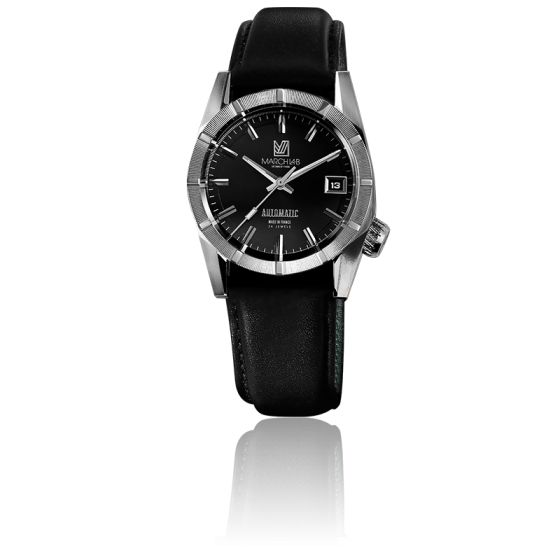 AM59 Automatic Black Newport Black