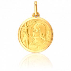 Médaille Jeanne d'Arc Or Jaune