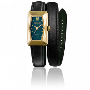 Montpensier Emerald Newport Double Black