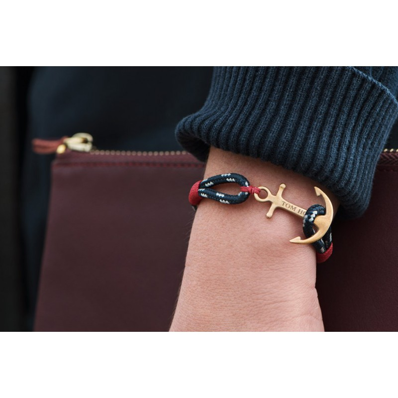 Bracelet Ancre Pacific Red Bronze