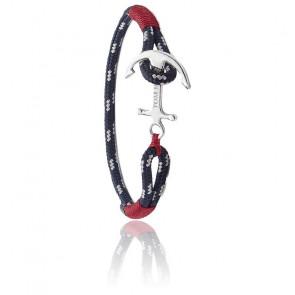 Bracelet Ancre Atlantic Argent