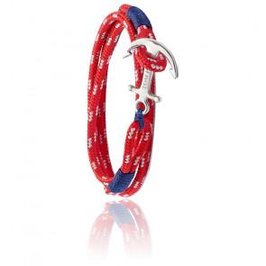 Bracelet Ancre Artic 3 Argent
