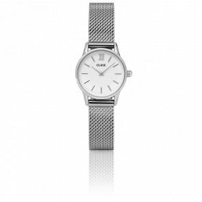 La Vedette Mesh Silver White CL50005