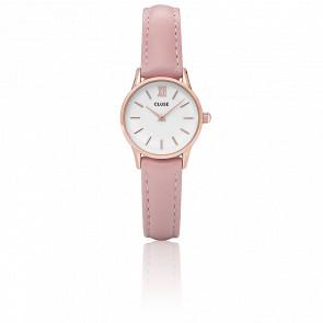 La Vedette Rose Gold White/Pink CL50010