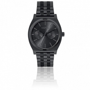Time Teller Deluxe All Black A922-001