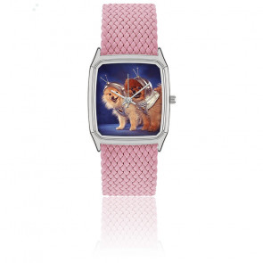 Dogmonaute Bracelet Rose