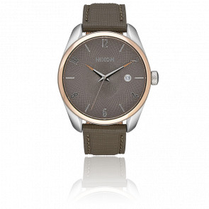 Bullet Leather Rose Gold / Taupe A473-2214