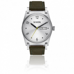 Jane Leather Silver / Surplus A955-2232
