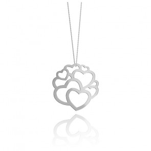 Collier Small Love Argent