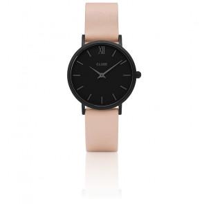 Minuit Full Black Nude CL30027