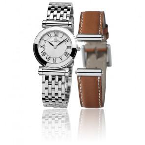Antares Coffret Cuirs Bracelets Interchangeables COF.17443/B01GO