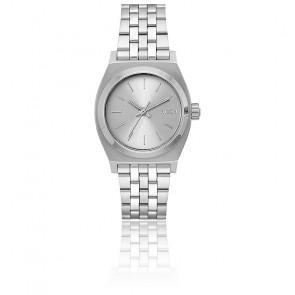 Medium Time Teller All Silver A1130-1920