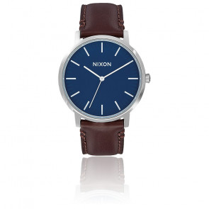 Porter Leather Navy A1058-879