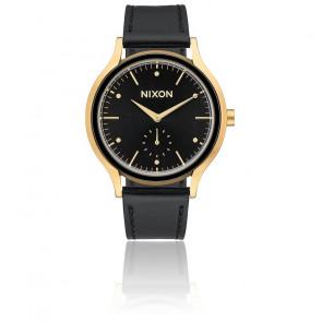 Sala Leather Gold / Black A995-513