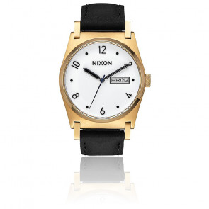 Jane Leather Gold / Black A955-513