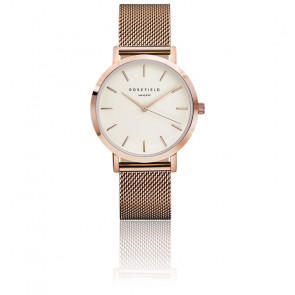 The Mercer White Rose Gold MWR-M42