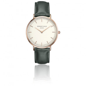 The Bowery White Green Rose Gold BWGER-B16