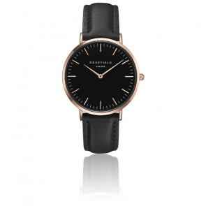 The Bowery Black Black Rose Gold BBBR-B11