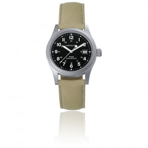 Khaki Field Mechanical 38mm H69439933