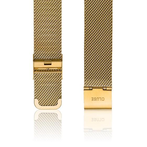 Bracelet La Boheme Mesh Gold