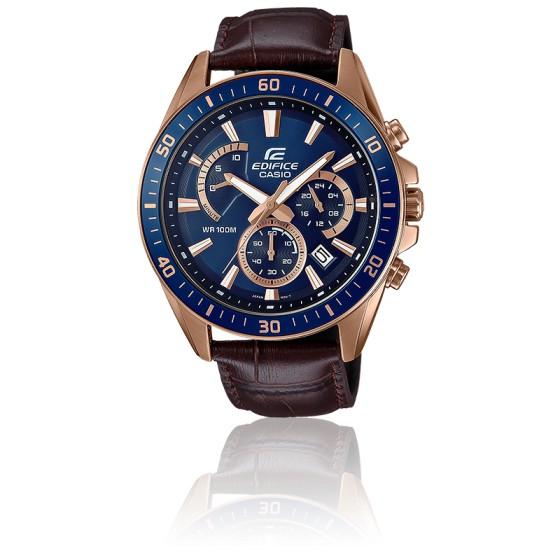 ... Marque de montre     Casio Edifice. EFR-552GL-2AVUEF 8caad41e5ffe