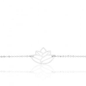 Bracelet Zen Argent