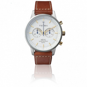 Snow Nevil Brown Leather