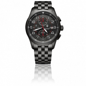Airboss Mechanical Chronograph Black Edition 241741