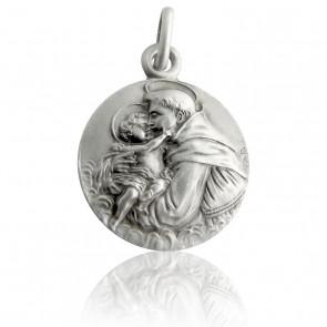 Médaille Saint Antoine Argent