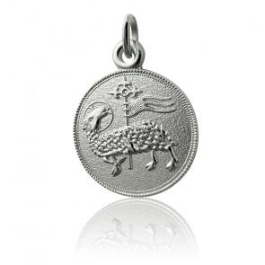 Médaille Agnus Dei Argent