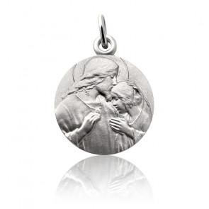 Médaille Communion Argent