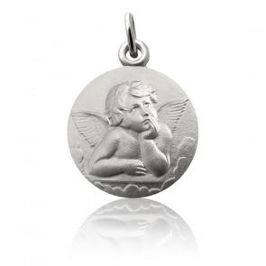 Médaille Ange Raphaël Argent