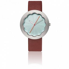 Scallop Celadon Watch
