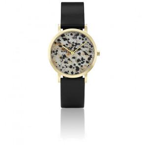La Roche Petite Gold Dalmatian/Black CL40105