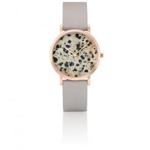 La Roche Petite Rose Gold Dalmatian/Grey CL40106